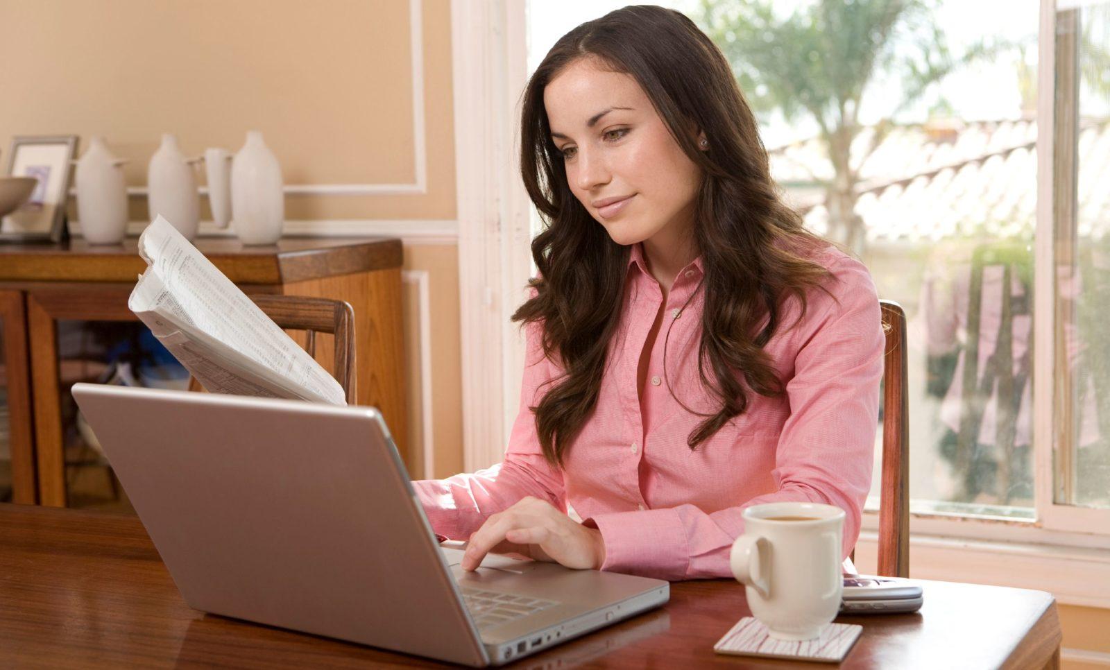 Ищу удаленную работу на дому