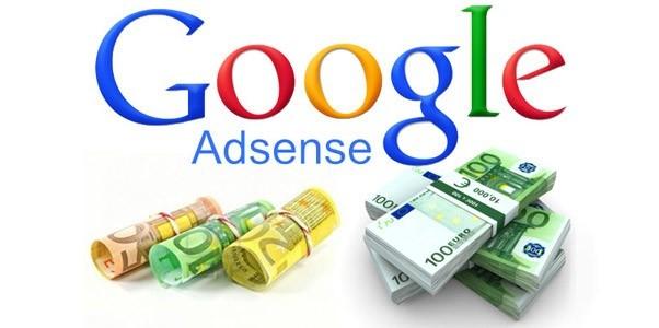 Заработать на рекламе Google AdSense.