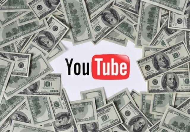 получения дохода от своих видео роликов